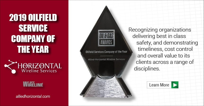 Oilfield Services Company of the Year
