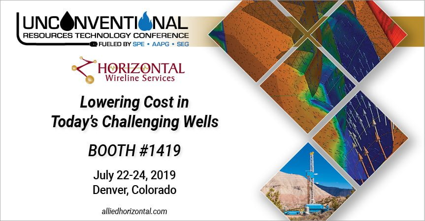 2019 Unconventional Resources Technology Conference